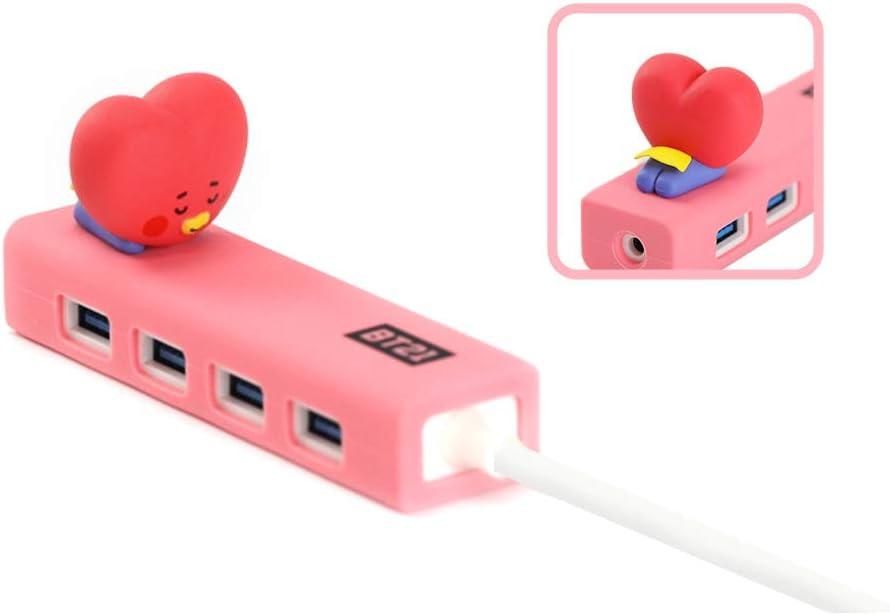 BT21 Baby Figure USB Hubs by Royche (TATA)