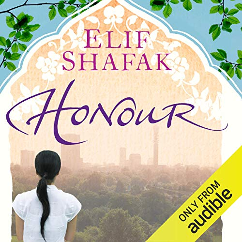 Honour cover art
