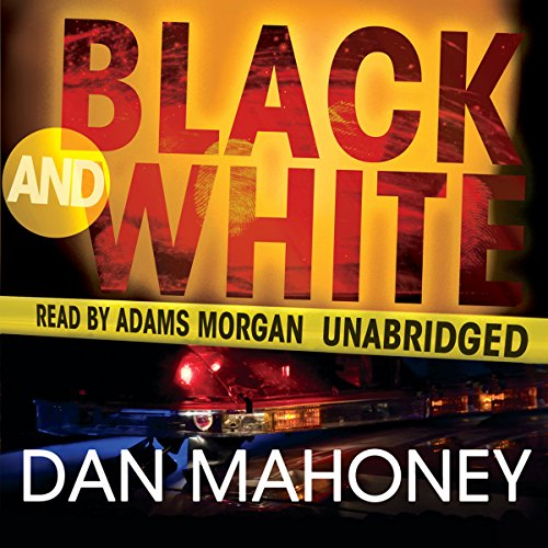 Black and White audiobook cover art