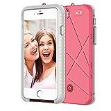 ONTA iPhone 7 Plus/iPhone 8 Plus Luz LED Selfie Carcasa
