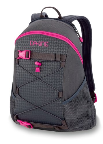 DAKINE Girls Rucksack Wonder Pack, Foursquare, Ca. 15 L, 8210-043_2605
