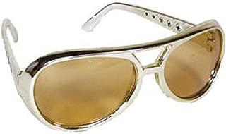 Funny Party Hats 70's Costume - Costume Sunglasses - Elvis Glasses - Shades - Aviator Sunglasses