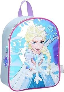 Disney Frozen - Mochila infantil, diseño de Elsa, color azul