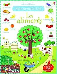 Mon premier livre Les aliments