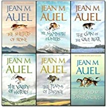 Earth's Children Series, Complete 6 Book Paperback Set (Earth's Children, 1-6)