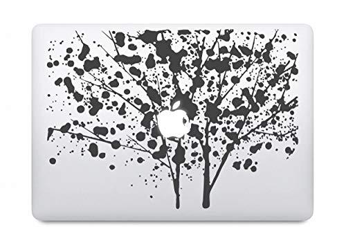 Positive Rise Co Arbol Manchas Mac Adhesivos de Vinilo Apple Mac Pro y Mac Air