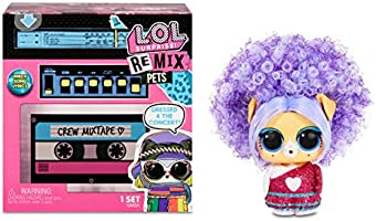 Up to 44% on L.O.L Surprise! Remix Pets 9 Surprises with Real Hair