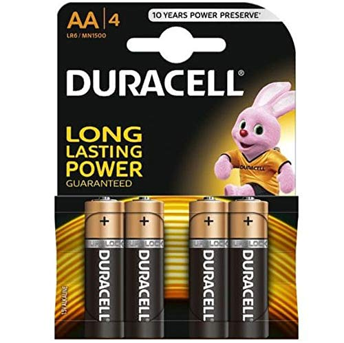 Duracell Simply AA 4 Pack Single-use battery Alcalino