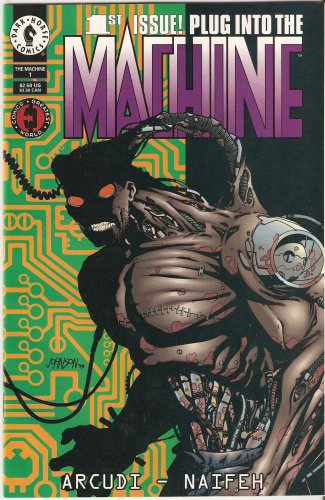 Download The Machine #1 November 1994 B000YPMARC