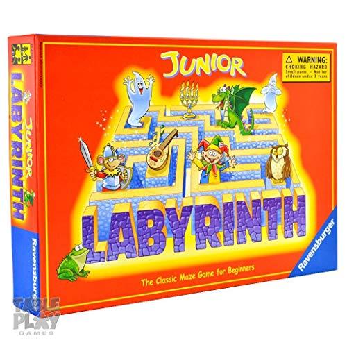 Ravensburger Junior Labyrinth (Englische Sprache) [UK Import]