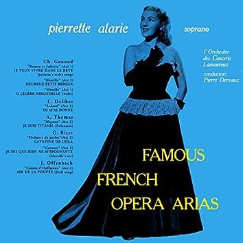 Famous French Opera Arias