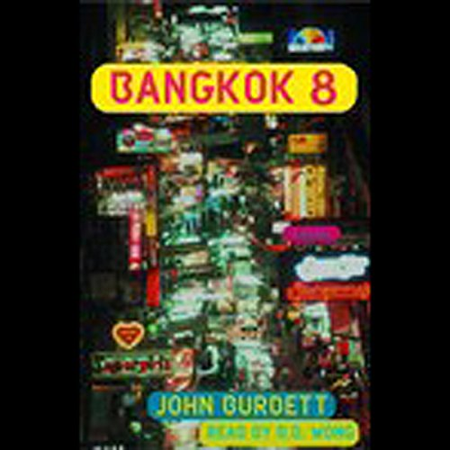 Bangkok 8 cover art