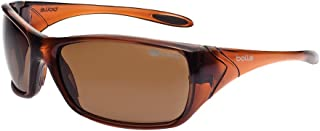 Bolle Safety Polarized Brown Safety Glasses, Anti-Fog