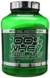 Scitec Nutrition 100% Whey Isolate Powder - 2000g, Strawberry
