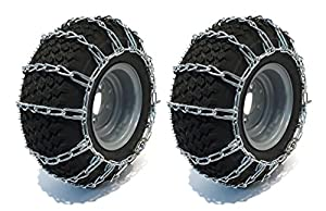 The ROP Shop Pair 2 Link TIRE Chains
