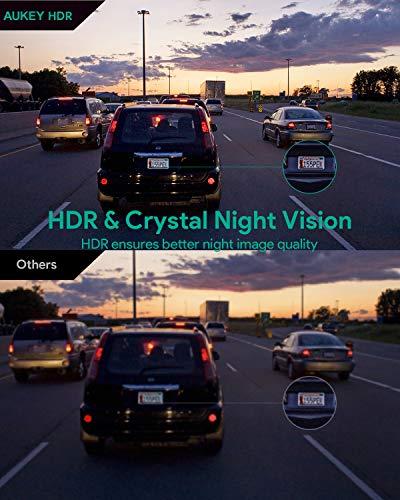 AUKEY Dashcam 1080P Kompakte Autokamera - 4
