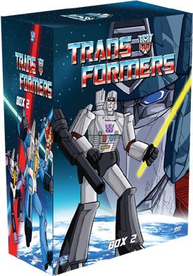 Transformers - Coffret - Partie 2