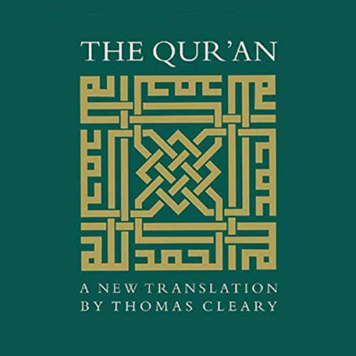 The Qur'an: A New Translation cover art