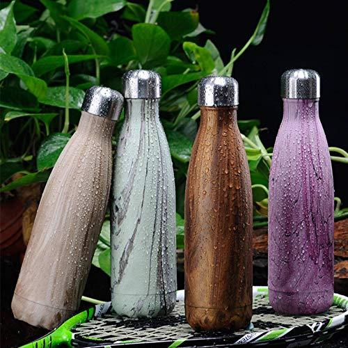 N-B Stainless Steel Kettle, Double Vacuum Thermos, 2 Thermos With Lid, Double Vacuum Thermos, Travel Sports Leak-proof Bottle, Coffee Cup, Water Bottle, Splash-proof Thermos, 温杯