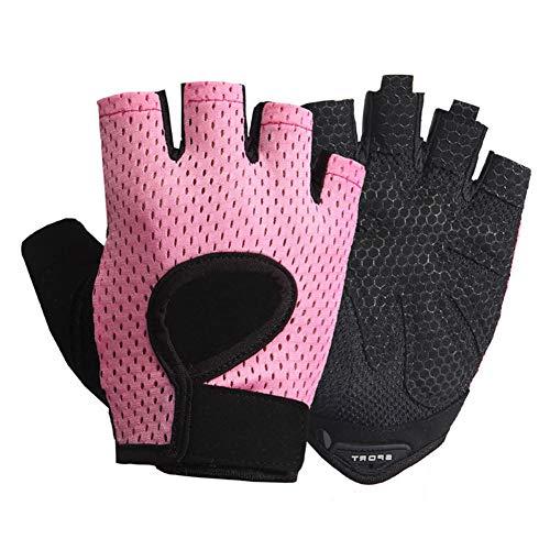 Guida alle taglie: Taglia S adatta per la circonferenza della mano: 16-19cm ---- Taglia M adatta per la circonferenza della mano: 19-21cm ---- Taglia L adatta per la circonferenza della mano: 21-23cm. Si prega di circondare il palmo con un righello m...