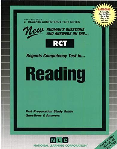 Reading: Passbooks Study Guide