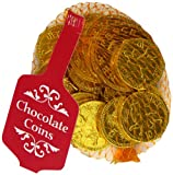 Creme D'Or Gold Net of Milk Chocolate Monedas 50 g padre