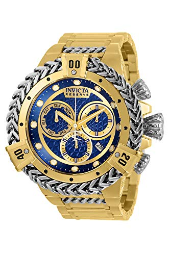 Invicta Reserve Chronograph Quartz Blue Dial Men's Watch 30544
