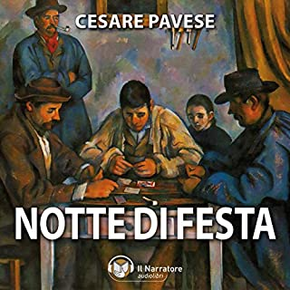 Notte di festa audiobook cover art