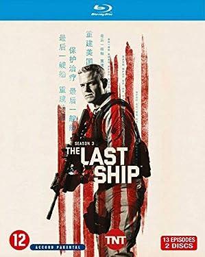 The Last Ship - Season 3 [Blu Ray] [Blu-ray]