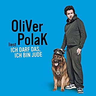 Ich darf das, ich bin Jude                   Autor:                                                                                                                                 Oliver Polak                               Sprecher:                                                                                                                                 Oliver Polak                      Spieldauer: 1 Std. und 48 Min.     66 Bewertungen     Gesamt 4,1