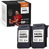 LEMERO SUPERX 540XL Remanufacturado Cartuchos de Tinta para Canon PG-540XL para Canon Pixma MG2150 MG2250 MG3150 MG3250 MG3550 MG4150 MG4250 MX375 MX395 MX435 MX455 MX515 MX525 Impresora