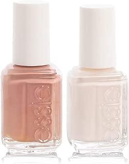 Essie (2 Piece) Treat Love & Color Nail Polish Set Nail Strengthener Polish Nail Lacquer