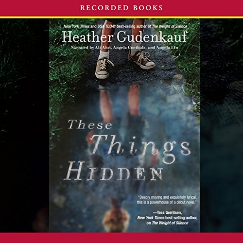 These Things Hidden audiobook cover art