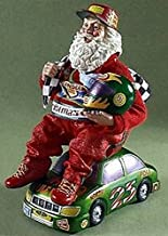 Retired 2009 Clothtique Possible Dreams *Santa...start Your Engine Nascar Racer