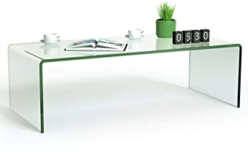 Amazon Com Glass Coffee Table