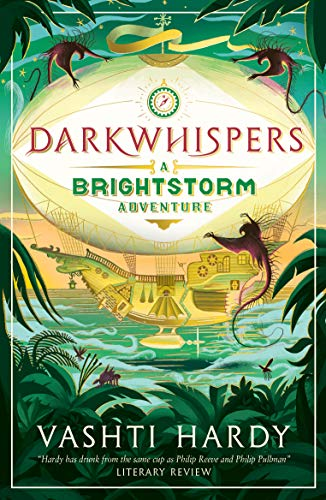 Darkwhispers: A Brightstorm Adventure (English Edition)