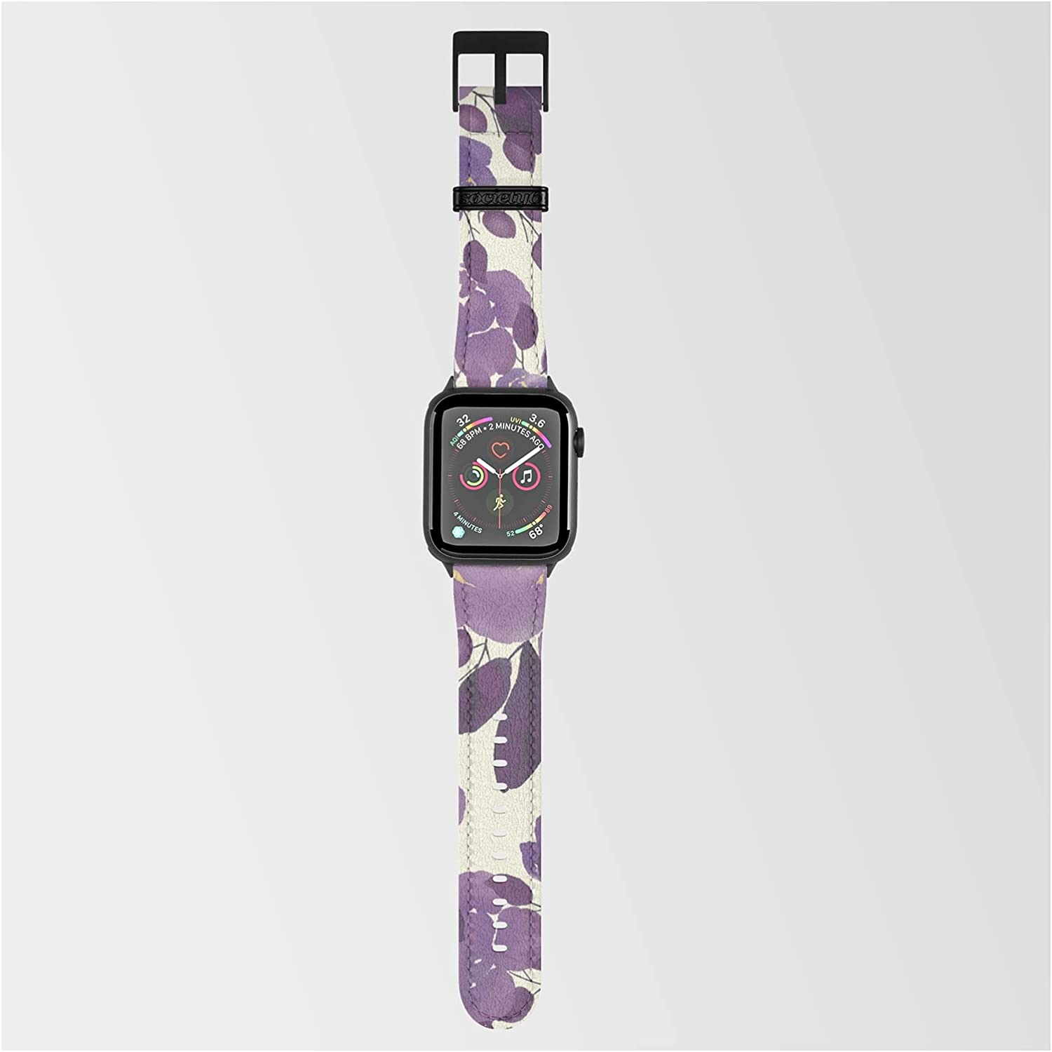 40% OFF Cheap Sale Elegant Ivory Gold Lavender Purple by Wat Watercolor Floral Max 46% OFF Pink