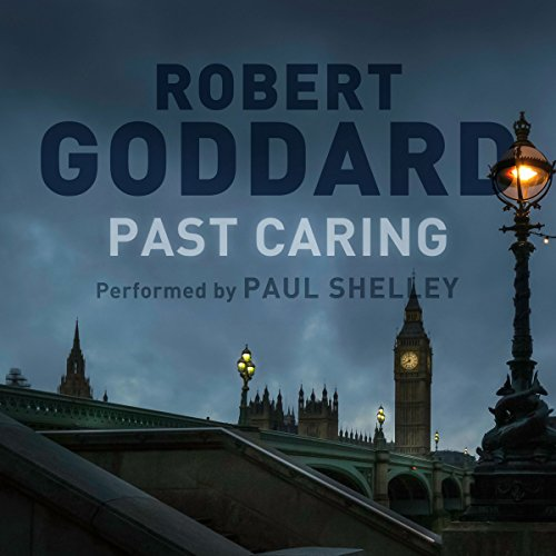 Past Caring audiobook cover art