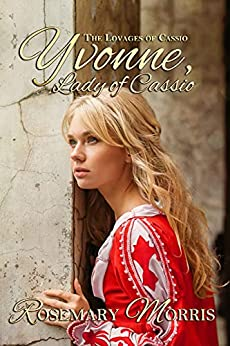 Book cover image for Yvonne, Lady of Cassio
