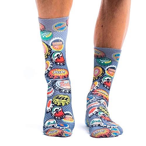 Wigglesteps 2010-02521-932 Men Socks Crown Cork Light Grey Größe One size Grau (Light Grey)