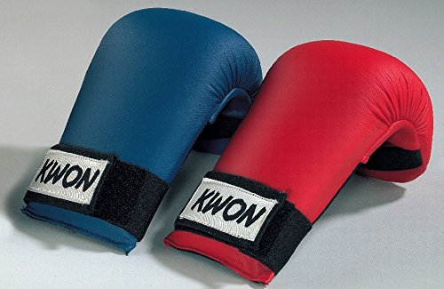 KWON Karatehandschützer Iadro XL rot