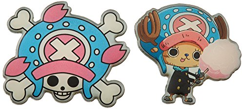 One Piece Chopper Skull Metal Pins Cool Anime Pin