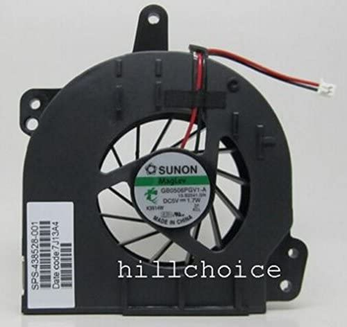 wangpeng New CPU Cooling Fan for HP Lapt Overseas Very popular parallel import regular item Compaq 500 C700 510 520
