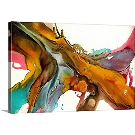 Amazon Com Greatbigcanvas Jonas Gerard Premium Fantastic Iv Canvas Wall Art 20 X 60 None Posters Prints