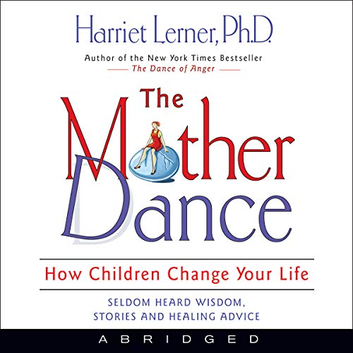 The Mother Dance audiobook cover art