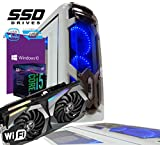 PC DESKTOP PROFESSIONAL INTEL i5-8400 Hexa-Core 8th Gen 4,00ghz RAM DDR4 8GB SSD 480gb SCHEDA VIDEO MSI GeForce GTX 1650 4GB WIFI USB3.0 Windows 10 PROFESSIONAL COMPLETO VELOCE