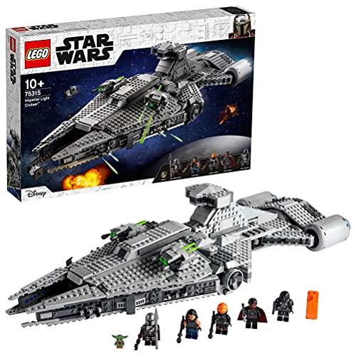 レゴ(LEGO) スター・ウォーズ 帝国軍ライト・クルーザー(TM) 75315