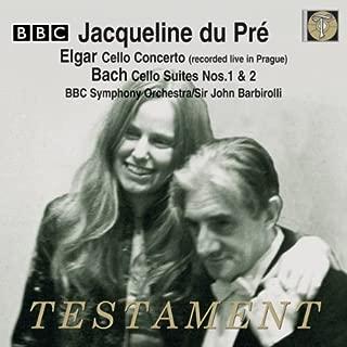 Elgar: Cello Concerto; Bach: Cello Suites, #1 & #2