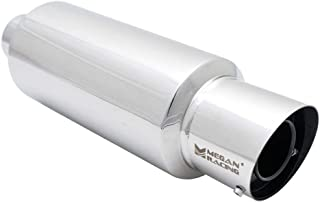 Megan Racing MR-MU-UNIV25 2.5 Universal Muffler Pipe
