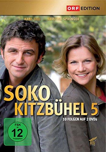 SOKO Kitzbühel - Box 5: Folge 41-50 (2 DVDs)